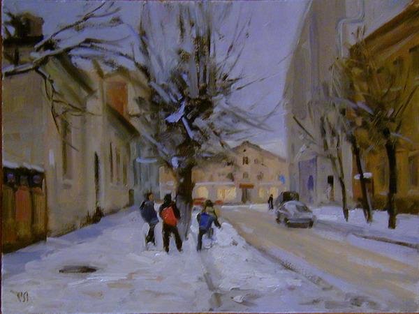 Картинки зима воронеж фото