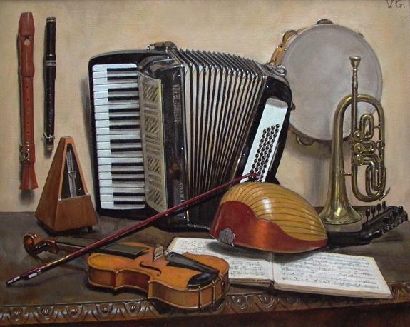 27.02.2013 - В Мариуполе музыкальное училище осталось без инструментов.