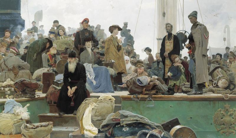 В сборник вошли работы более чем 270 русских художников в высоком разрешении.  Среди авторов такие признанные мастера...