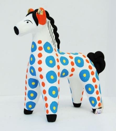Как нарисовать игрушку лошадки Сайт о рисовании