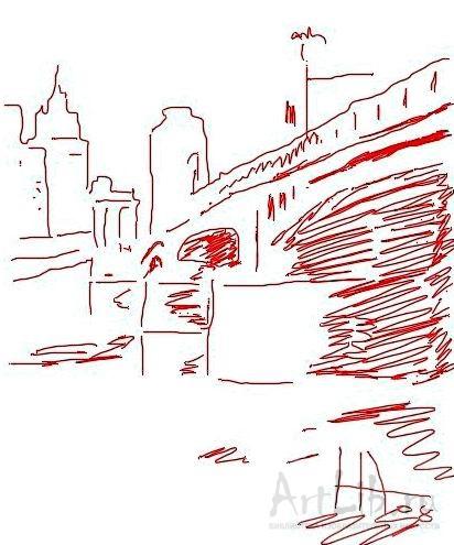 городская графика: