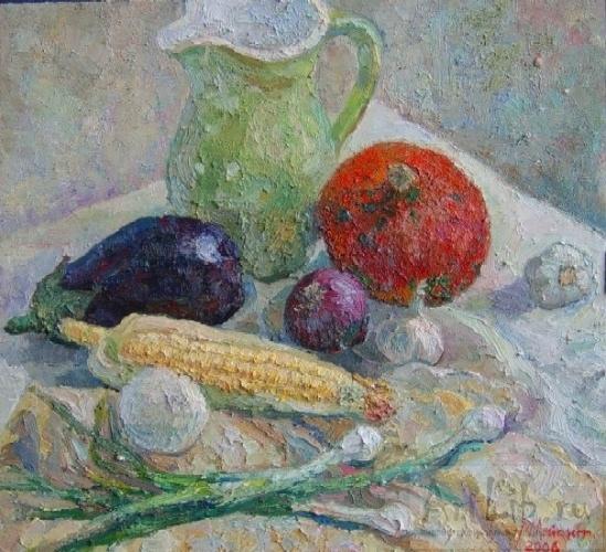 Современные картины масляные пейзаж