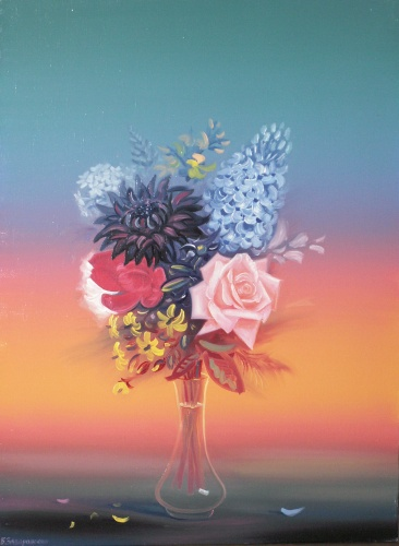 Натюрморт какой бывает рисуем цветы
