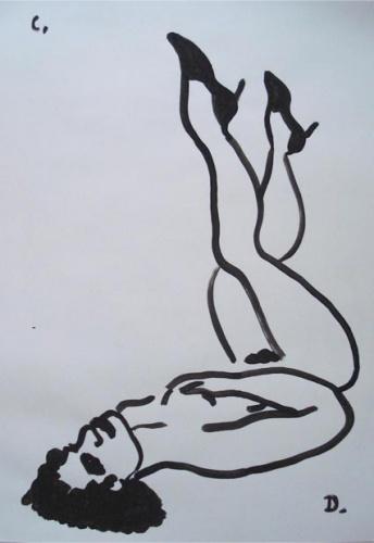 Ню ноги вверх фото 411-677