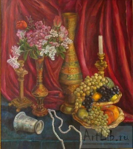 Натюрморты с вином. Артгалерея