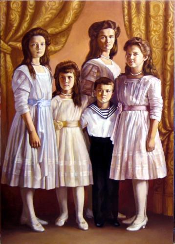 Николай 2 и спасение семьи