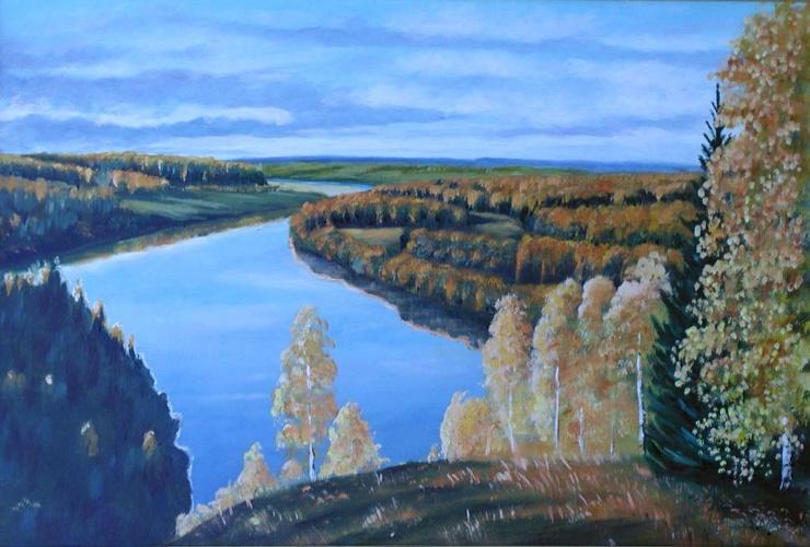 Виды картин пейзаж натюрморт