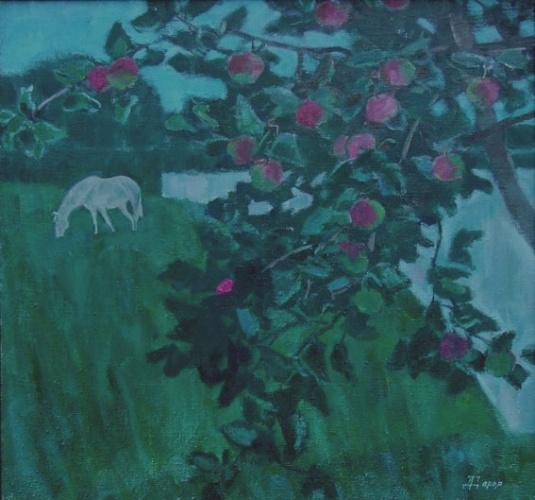 тимошкина дарья живопись:
