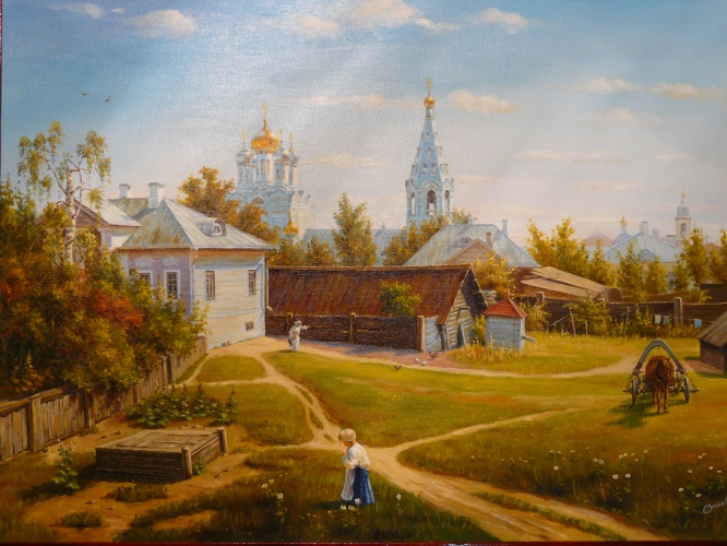 Авторские галереи - Зайцев