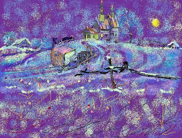 Новогоднее обращение Зазнобина В.М. | Пушкин - Метель