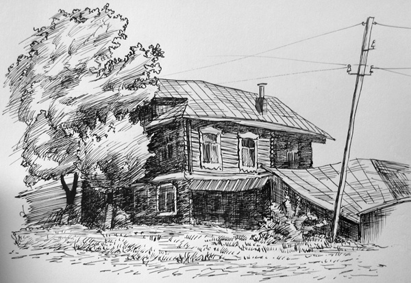 Дом графика фото