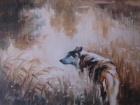 картины волки в лесу из бисера - Сайт о бисере.