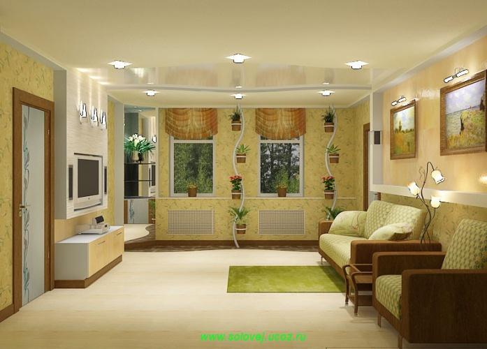 Эскиз интерьера гостиной комнаты в загородном доме. / интерьер, дом, рисунок, дизайн интерьера...