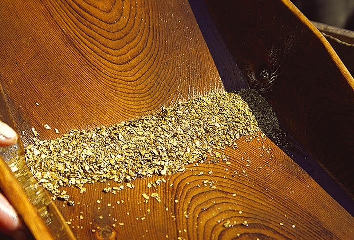 Добыча золота своими руками