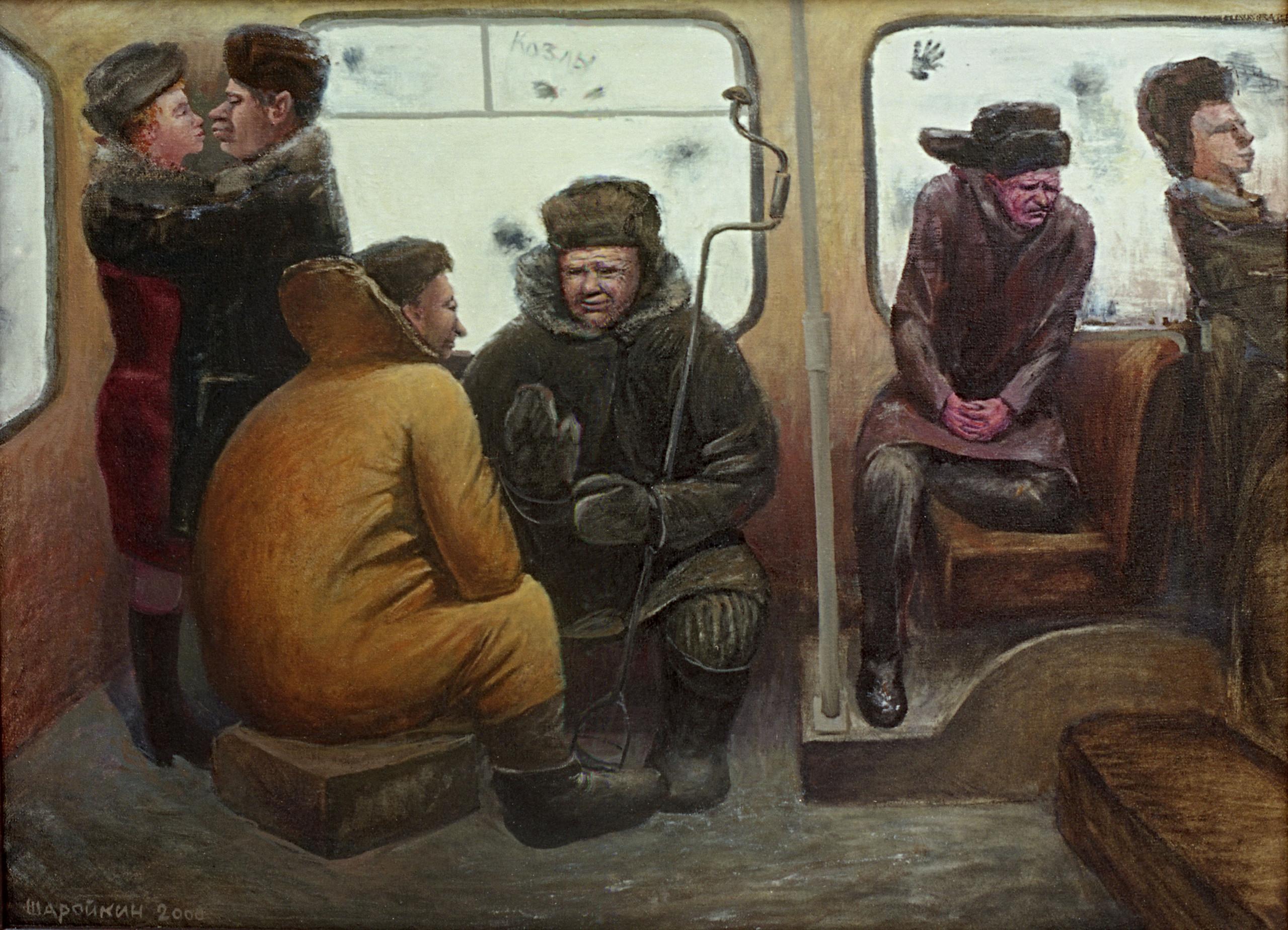 Рассказ о сексе в троллейбусе 7 фотография
