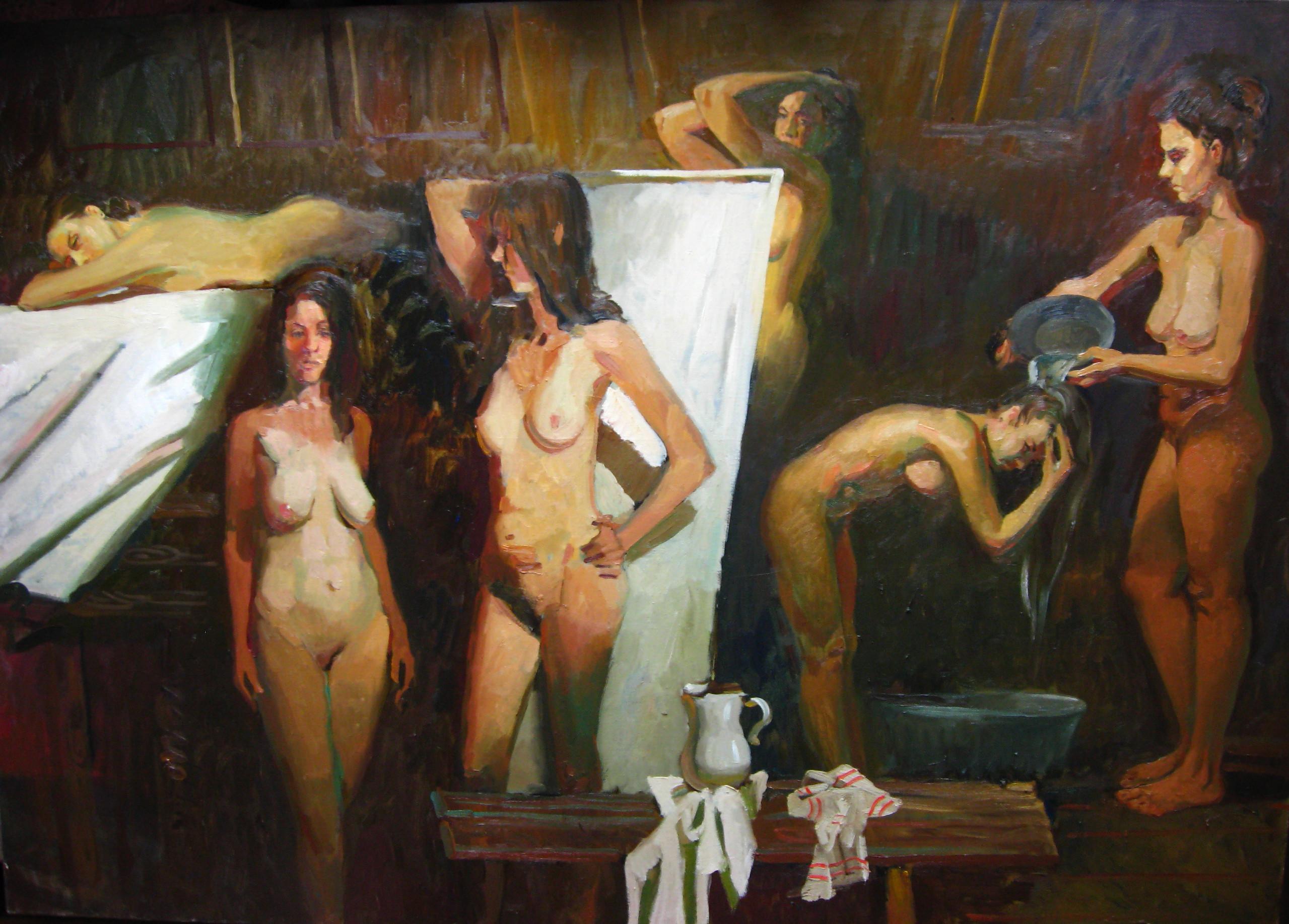 Эротика 60 годов русская баня 6 фотография