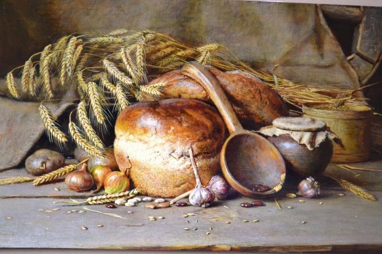 Хлеб на картинках для декупажа
