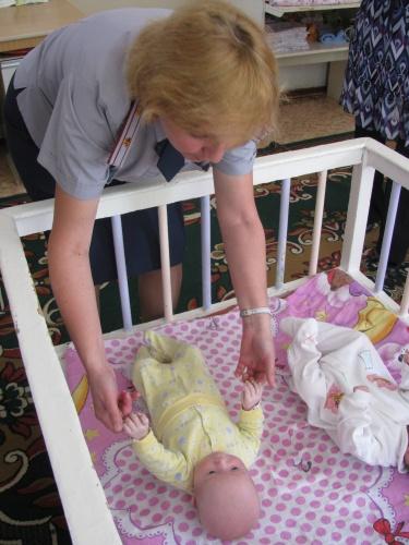 Ребенка из дома малютки фото екатеринбург