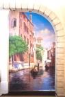 Следующая работа.  Роспись интерьера квартиры в Санкт-Петербурге. .  Цена указана за кв. метр.