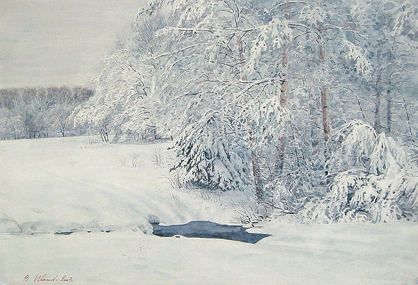 Цвет белого снега  википедия с комментариями