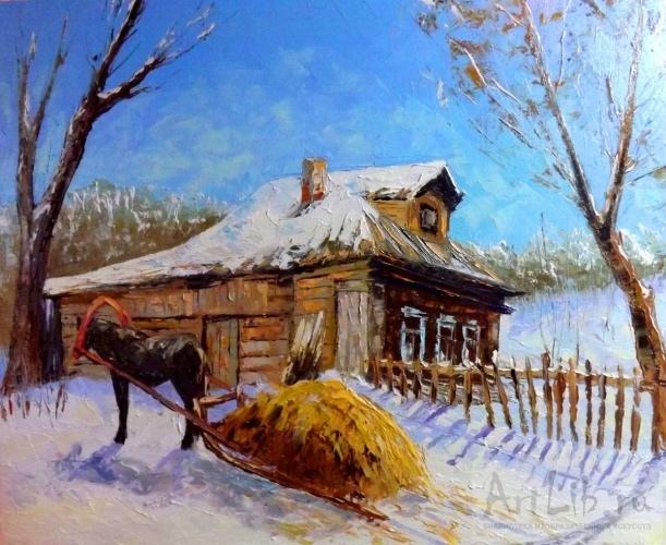 рекомендуется куплю картину деревенский пейзаж для интерьера того